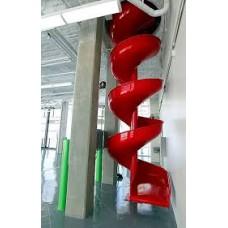 FSS19 Firemans Aluminum Slide Chute for 19 foot Deck Height
