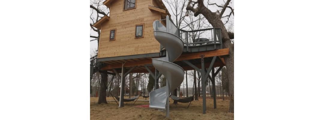 LMA Spiral Slide