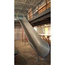 TR422C Aluminum Trough Slide Chute for 11 foot Deck Height