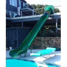 TR430C-Water Aluminum Trough Slide Chute for 15 foot Deck Height